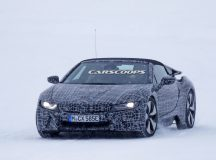 Spy Shots: Up-Close with the All-New BMW i8 Spyder