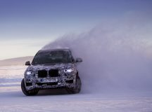 2018 G01 BMW X3 Performs Camouflaged Tests in South Africa