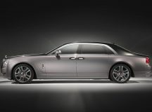 Rolls Royce Ghost Elegance Shines ahead the 2017 Geneva Motor Show