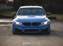 Yas Marina BMW M3 by AUTOCouture Motoring