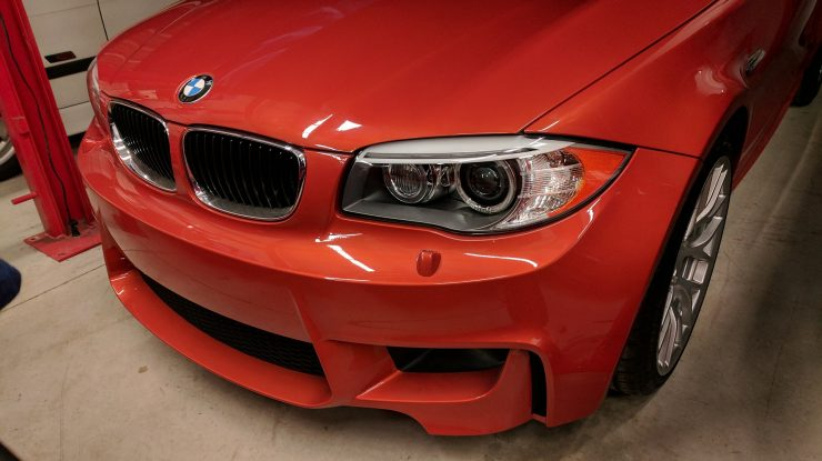Canada: 2011 BMW 1M Is Up for Grabs