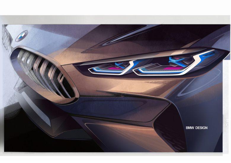 2018 BMW 8-Series Concept Officially Unveiled at Concorso d`Eleganza
