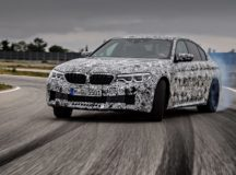 Video: 2018 BMW M5 with xDrive Kicks Off with Impressive Power and Driving Modes