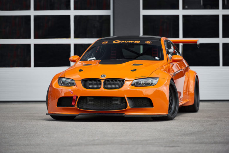 E92 BMW M3 by G-Power Gets Highlighted in Video