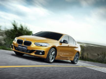 2017 BMW 1-Series Is an Exclusive China-Only Sedan