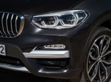 Media Gallery: 2018 BMW X3 Kicks Off, M40i Performance Follows