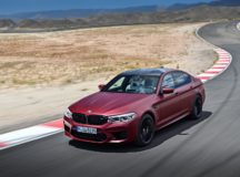 2018 F90 BMW M5 Announced in the UK, Prices Start at £78,935
