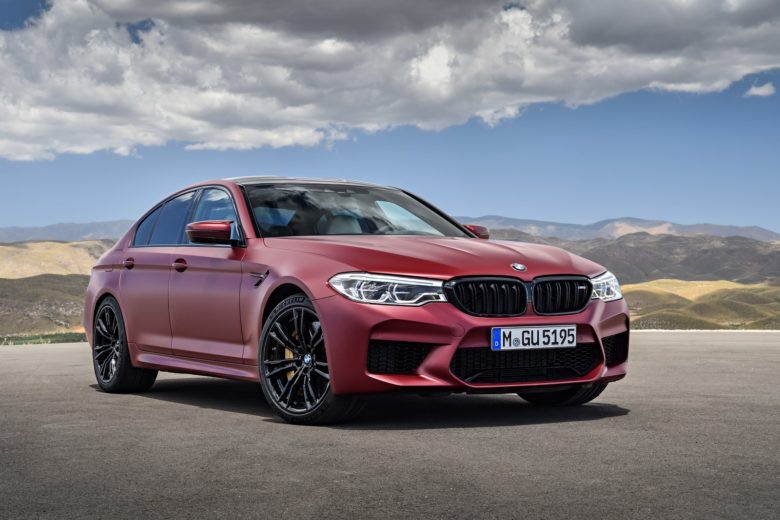 Videos & Gallery: 2018 F90 BMW M5 xDrive Kicks Off – Price and Specs Revealed