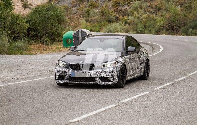 2018 BMW M2 CS – Power Details Emerge