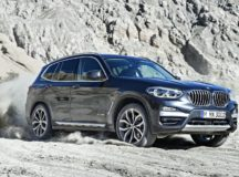 2018 BMW X3 Arrives in Australia at $68,900