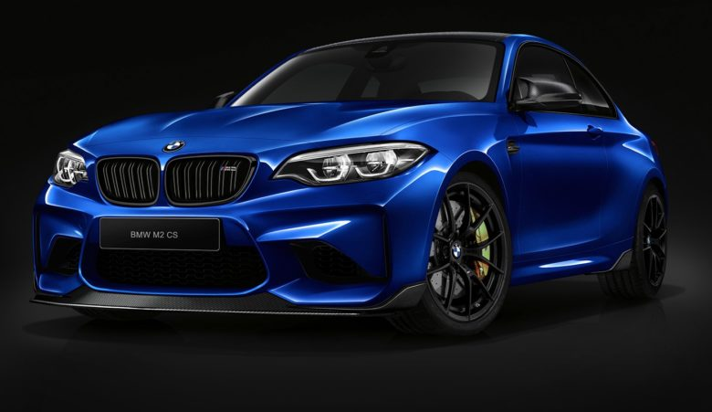BMW M2 CS Announced with New Colours at the Exterior and Inside