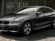 This Is Japan-only 2018 BMW 6-Series GT M Sport Debut Edition, Dressed-up in BMW Individual