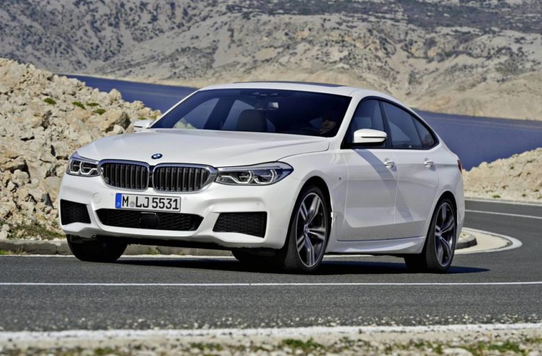 Australia: 2018 BMW 6-Series Gran Turismo Introduced from $123,500