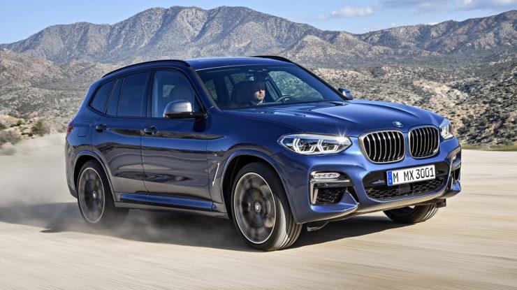 US: 2018 BMW X3 – Prices Revealed