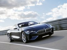 BMW 8-Series Production Slated for 2018
