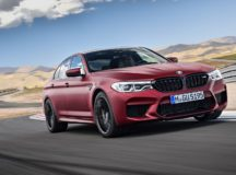 Australia: 2018 BMW M5 First Edition Launches, Limited to just Five Examples