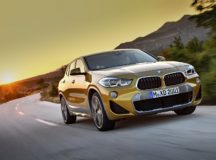 Media Gallery: 2018 BMW X2 Is the Ultimate Figthing Machine