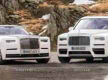 "Renderings & Video: 2019 Rolls-Royce Cullinan – ""THIS IS IS""!"