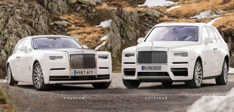 """Renderings & Video: 2019 Rolls-Royce Cullinan – """"THIS IS IS""""!"""