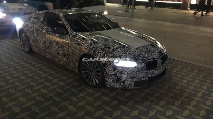 New BMW X5 & 8-Series Coupe Caught on Shots in Slovenia, Both Will Be Using the Company`s New CLAR Platform
