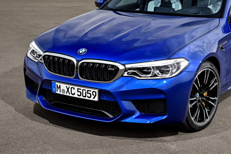 2018 BMW M5 Announced in US from $102,600