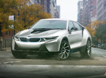 BMW i8 Imagined as SUV