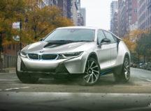 BMW i8 Imagined as SUV