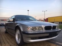 The BMW 750i XL L7 V12 is a Rare Car Indeed