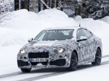Spy Shots: 2020 BMW 2-Series Gran Coupe Undergoes Extreme Snow Testing
