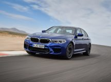 2018 BMW M5 Competition Package Announced with Greater Power and New Tweaks