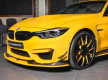 BMW Abu Dhabi Motors: BMW M4 Convertible by AC Schnitzer