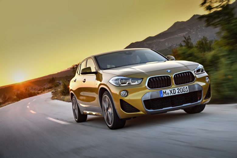 BMW Can't Confirm X2 Coupe and Cabriolet Versions