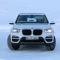 Electric BMW X3 Prototype