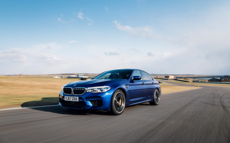 UK – Videos and Media Gallery: 2018 BMW M5 Announced – Price Set at £89,645