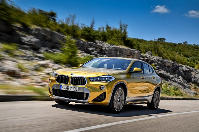 2018 BMW X2 & X3 2WD Get Cheaper Prices in the U.S.