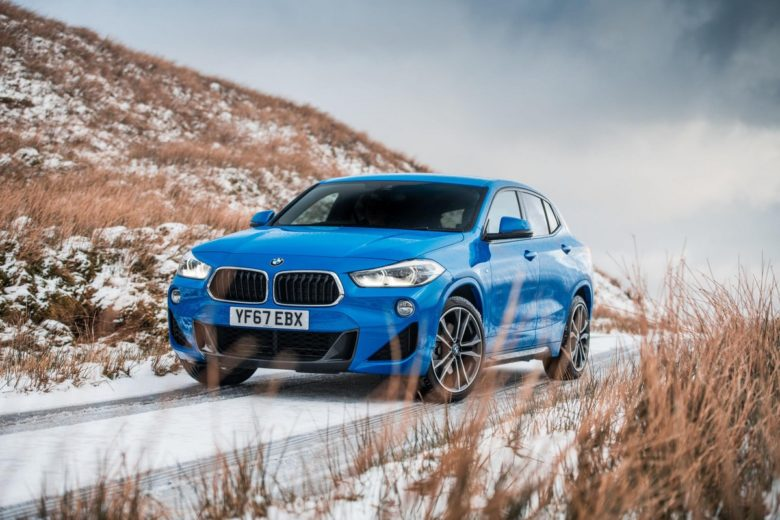 UK: 2018 BMW X2 xDrive20d Available from £33,980