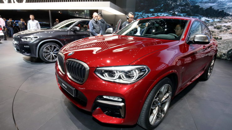US: 2019 BMW X4 M40i with M Performance Parts  Arrives This Summer, MSRP Set at $60,450
