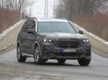 2019 BMW X7 Goes Back to Testing Session, Takes-Off the Heavy Camouflage