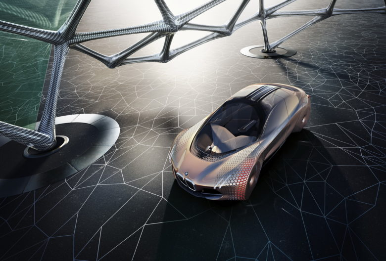 BMW Will Develop All Autonomous Cars with Pedals and Steering Wheel
