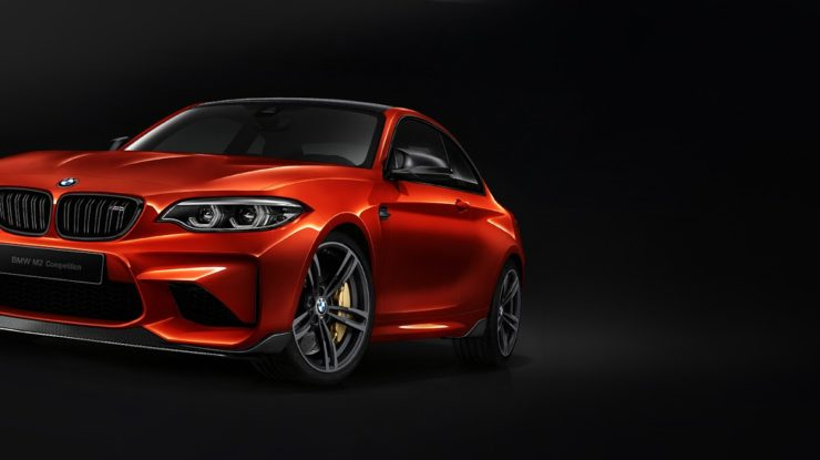 Report: 2018 BMW M2 Competition Might Arrive This April, Prior to Beijing Motor Show
