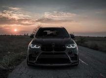 BMW X5 M by Z-Performance Takes on Blacked-Out BMW X5 M