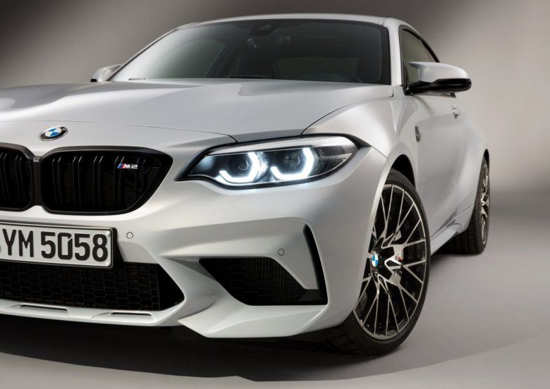 Walk-Around Video: 2019 BMW M2 Competition Kicks Off