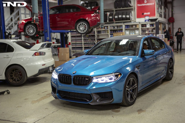 BMW M5 F90 is an Example of True Performance