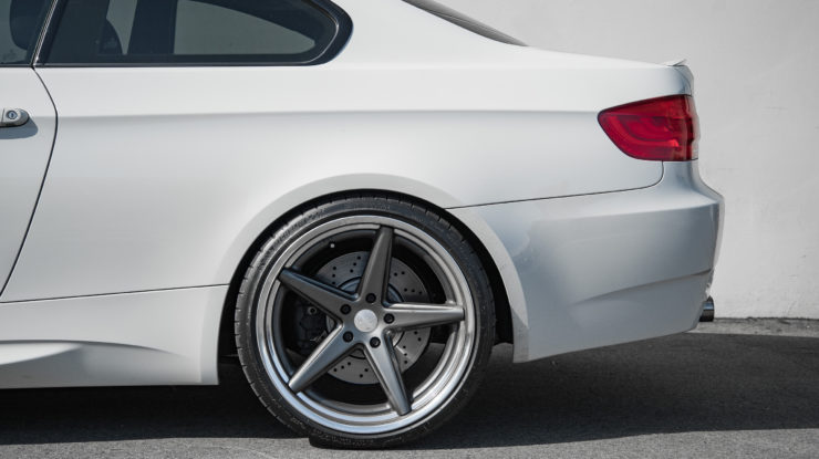 Alpine White E92 BMW M3 by EAS – That`s the Way We Like It