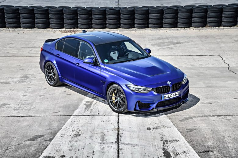BMW M3 CS Launches in Europe with Amazing Media Gallery