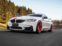 Manhart Powers-Up BMW M4