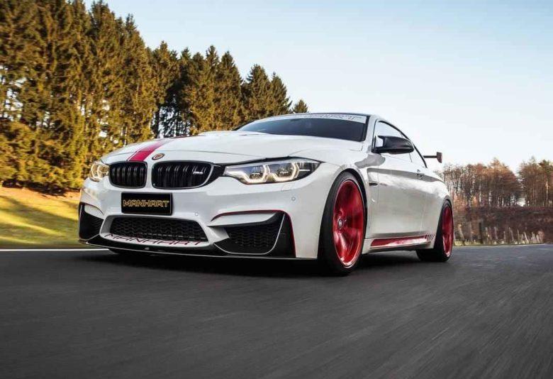 Manhart Powers-Up BMW M4