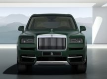 Rolls-Royce Rolls-Out Online Configurator for Brand-New and Majestic Cullinan SUV