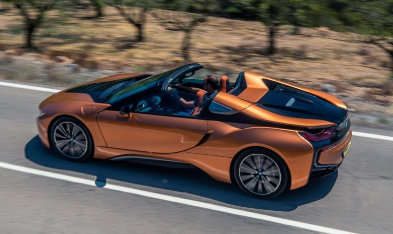 Media Gallery: 2019 BMW i8 Roadster – Price Announced in UK
