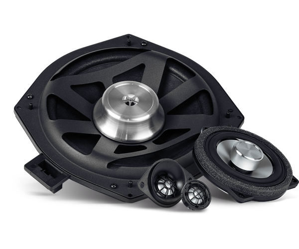 BimmerTech's Alpha One Speakers Will Give Your BMW the Sound Quality it Deserves